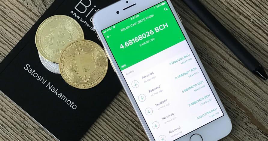 Začíname v bitcoinových mobilných kasínach