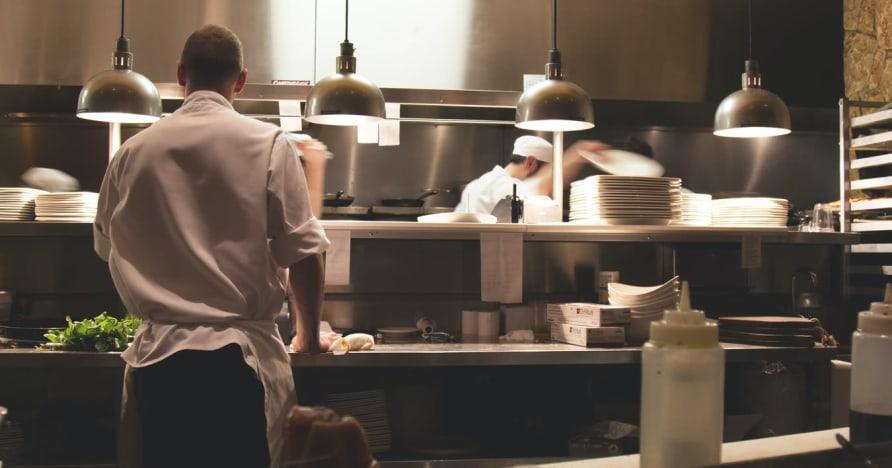 Pozor kuchári! - NetEnt uvádza kuchyňu Gordona Ramsayho Hell