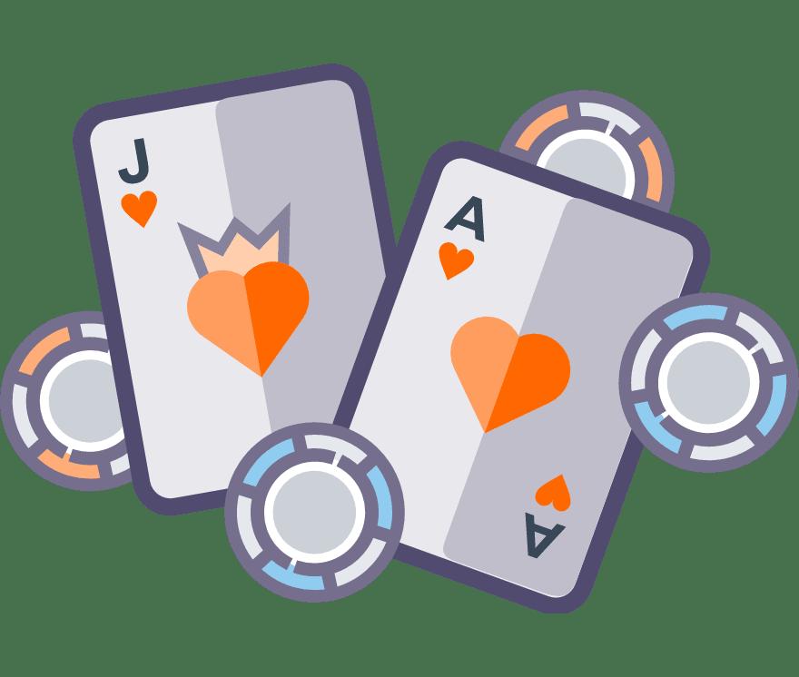 Hrajte Blackjack online – Top  najlepšie platiacich Mobilné Kasíno 2021
