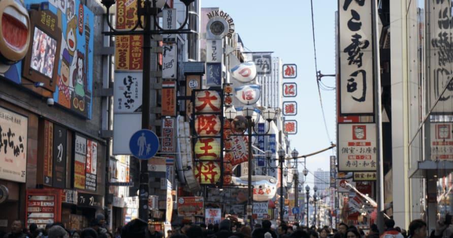 7 najlepších online japonských stávkových hier