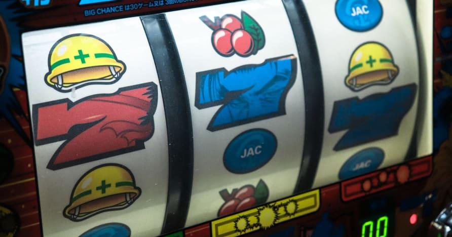 Ako hrať na hracích automatoch