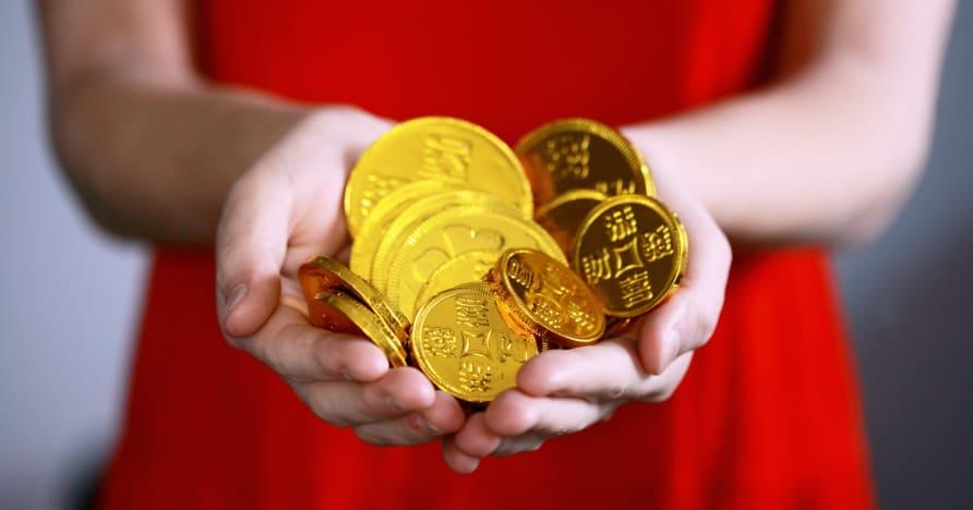 Brilantné bitcoiny - revolúcia v kasínovom priemysle