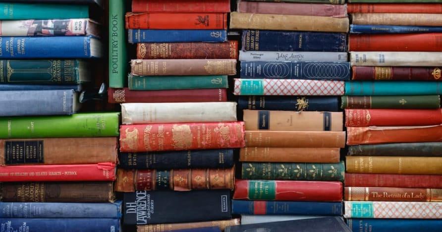 8 kníh o hazardných hrách pre športové stávky a hráčov kasín