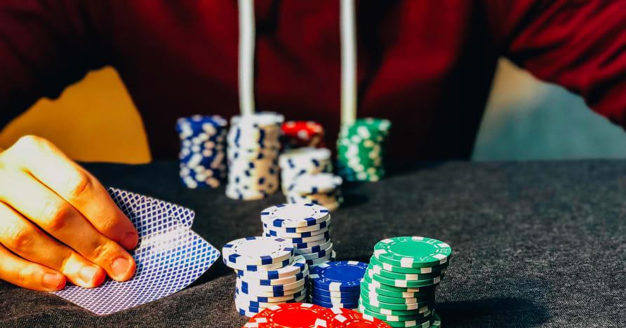Víťazné veľké hranie v mobilných kasínach