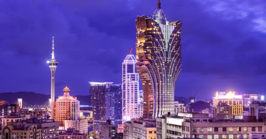 Vyberte sa na výlet na východ s pánom Macau z Betsoftu