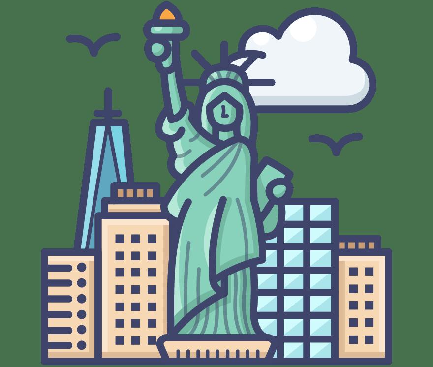 Top  Mobilné Kasíno v Spojené štáty 2021