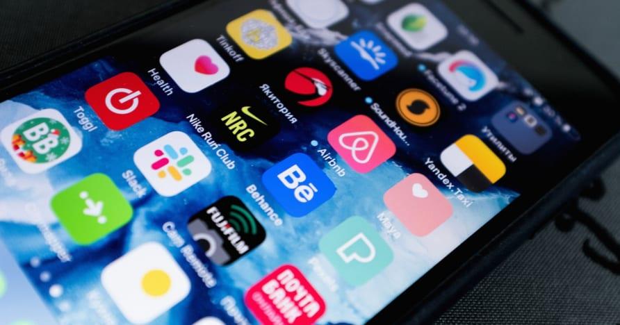 Výber aplikácie pre mobilné hazardné hry