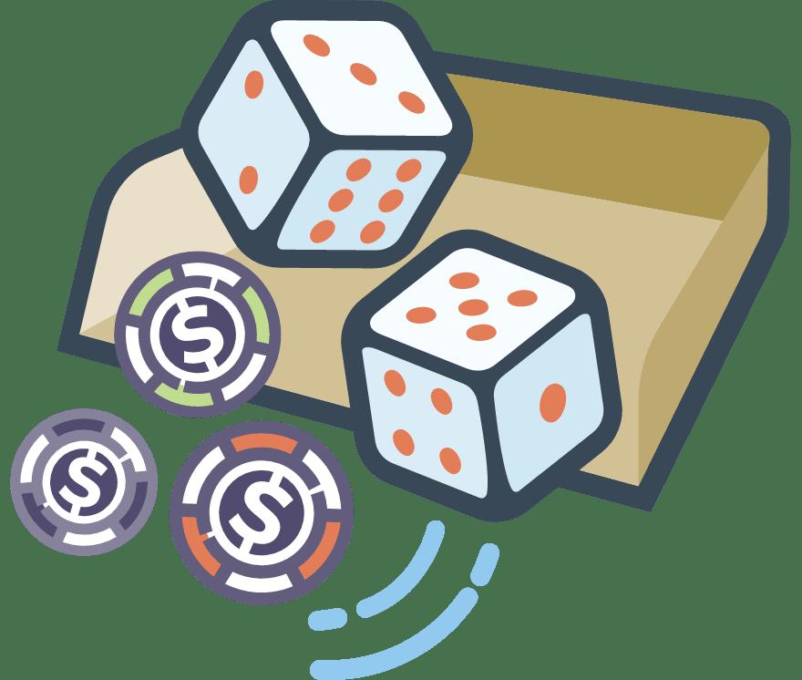 Hrajte Kocky online – Top  najlepšie platiacich Mobilné Kasíno 2021