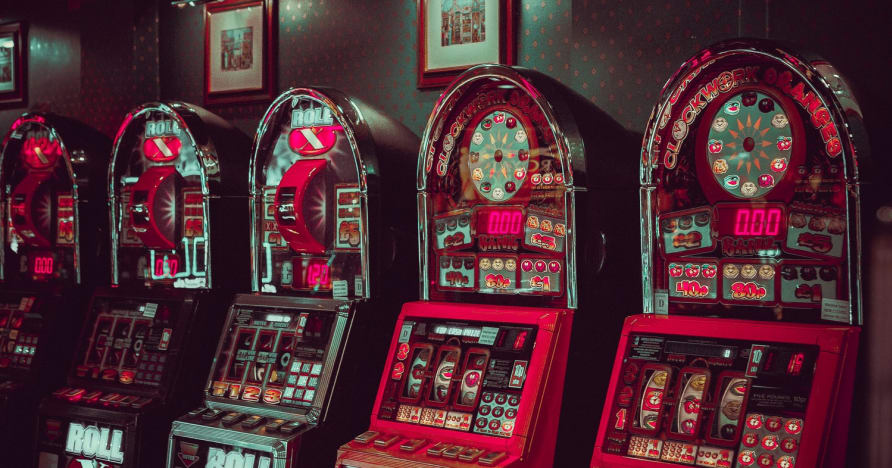 Online výherné automaty s nízkou volatilitou