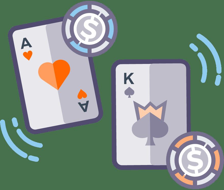 Hrajte Casino War online – Top  najlepšie platiacich Mobilné Kasíno 2021